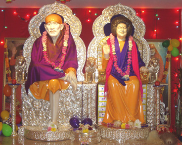 Sai Baba Temple, Mandir, Center, Queens, Flushing NY, Shirdi Sai Baba, Sathya Sai Baba